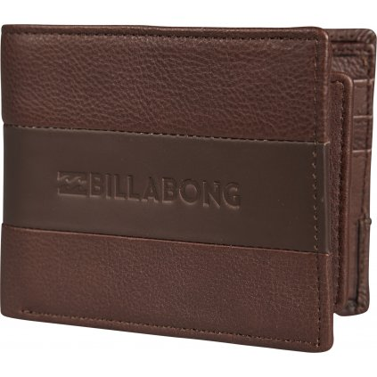 Billabong peněženka Tribong Leather chocolate 18/19