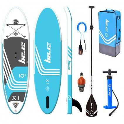Zray paddleboard X1 X Rider 10,2 32 2021