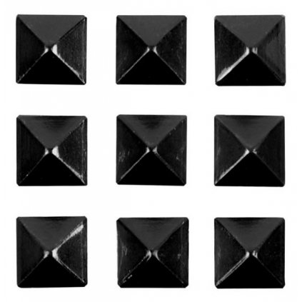 Gravity Grip na snowboard Pyramid Studs black