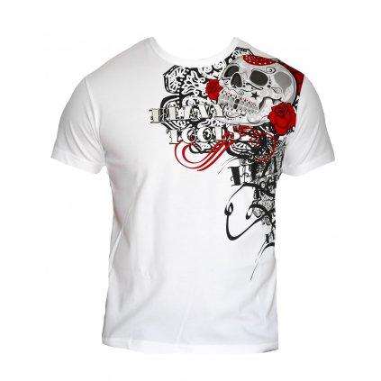 HeavyTools tričko malcoln white