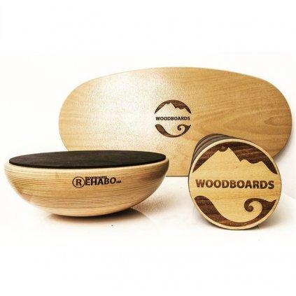 woodboards komplet