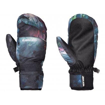 Armada zimní rukavice dámské Capital mitt glacial bloom 2019  + doručení do 24 hod.