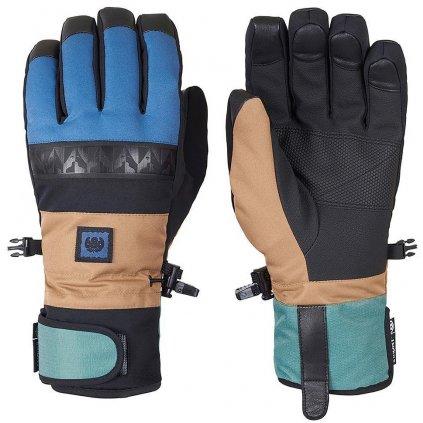686 zimní rukavice Infiloft Recon Glove Forest Bailey 18/19