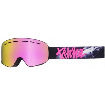 bryle pitcha xc3 black pink full revo pink