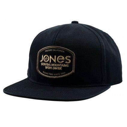jones riding free black