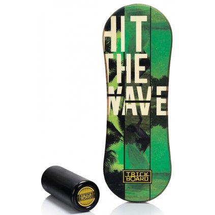 Trickboard balanční deska Classic Hit the wave