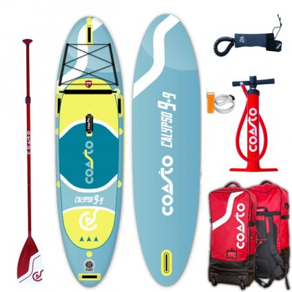 Coasto Calypso 9.9 iSUP Stand Up Paddle Board Set 600J
