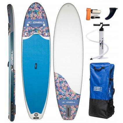o neill paddleboard lifestyle flower
