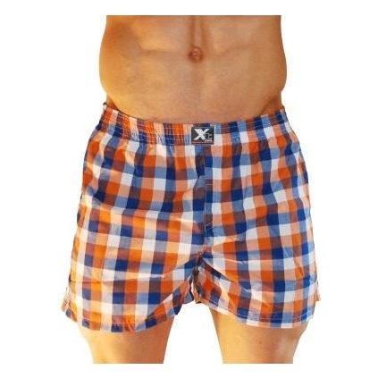Pánské trenýrky Xtremen Shorts Boxer TH 06