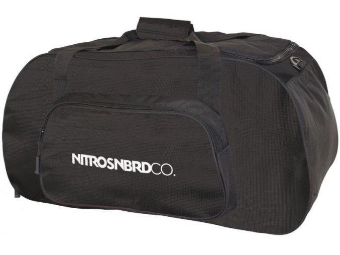 Nitro cestovní taška Duffle Bag black 49l