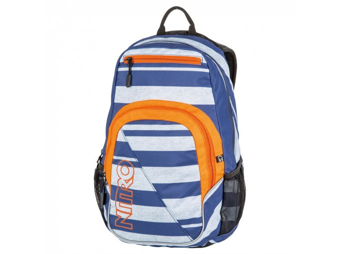 Nitro batoh Lection Heather Stripe 24l