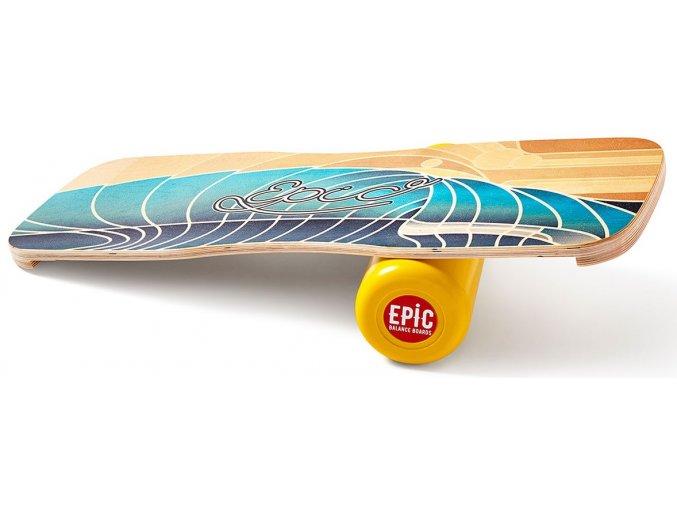 balancni deska epic nature series wave indoboard woodboard exilshop olomouc