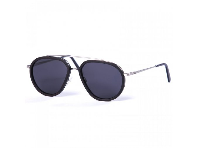 pitcha starker sunglasses metal ebony