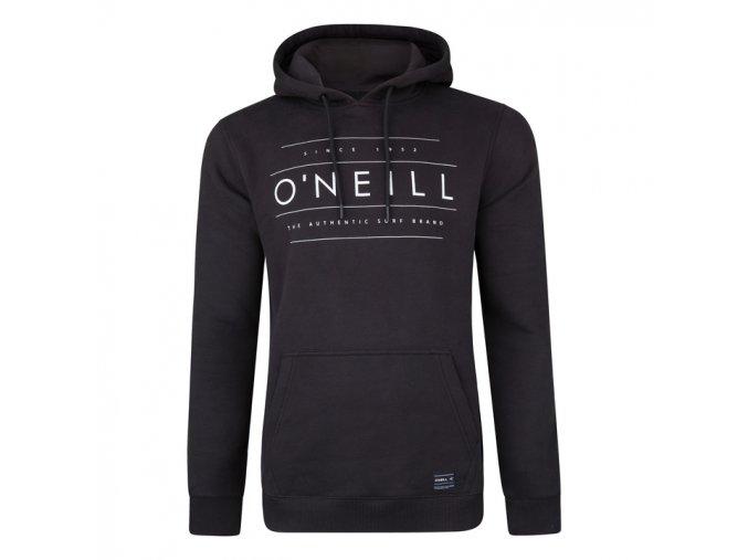 O'NEILL mikina SCRIPT SWEAT black  + doručení do 24 hod.