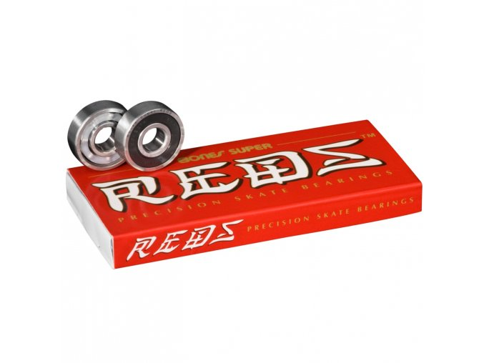 Ložiska Bones Super Reds 8 ks