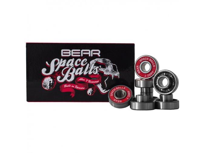 Ložiska Bear Spaceballs longboard ABEC 7 bearings