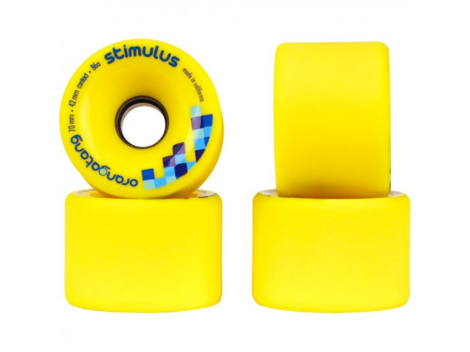 Orangatang kolečka Stimulus 70mm/86a wheels 4ks