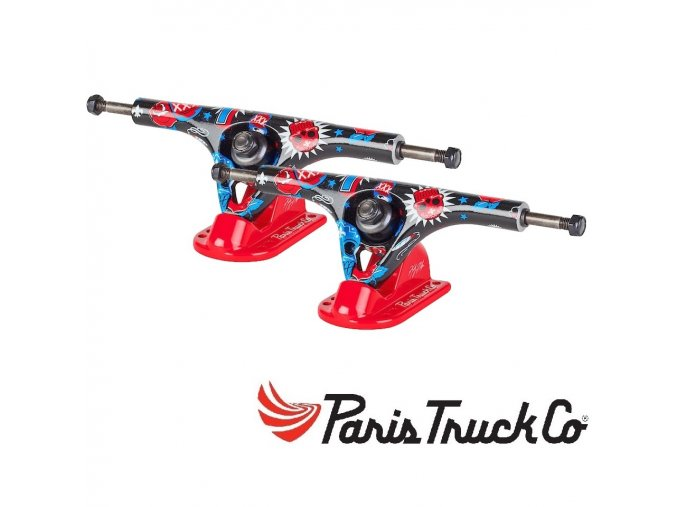 Paris trucky V2 PRO Kody Noble 180 mm 50°  2ks