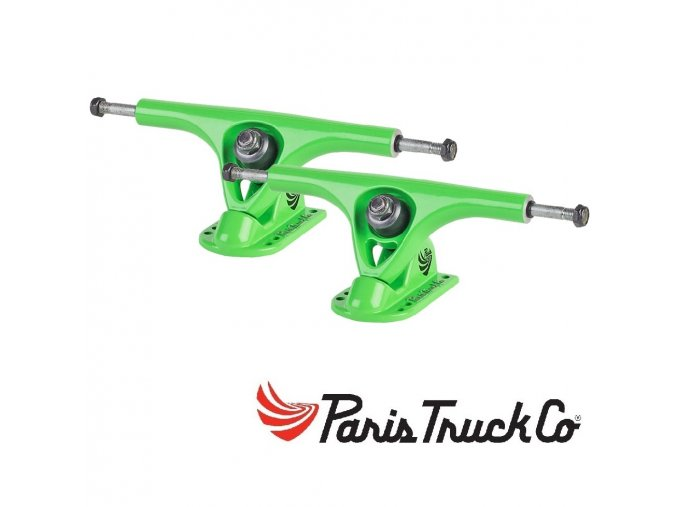 Paris trucky V2 180 mm 50° green 2ks