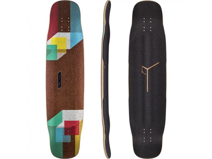 Loaded Tesseract longboard deska 39""