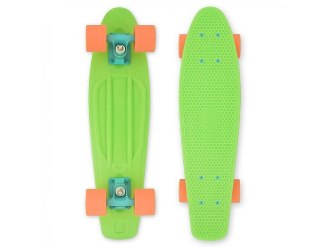 longboard baby miller ice lolly lime green