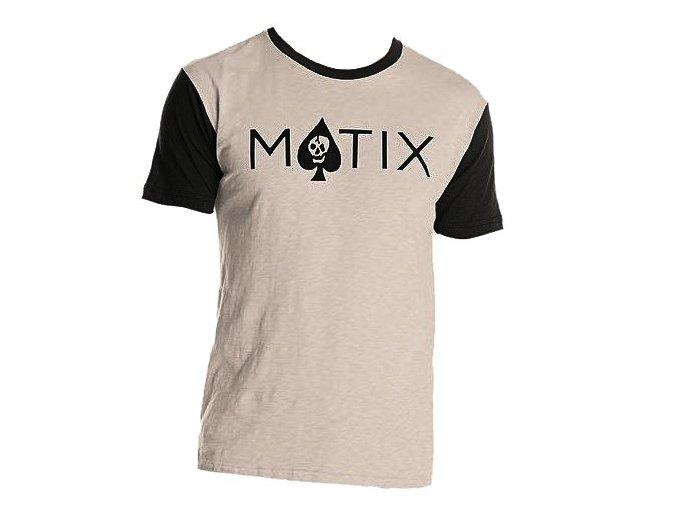 Matix tričko DC F14 natural