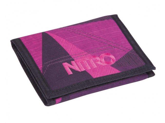 penezenka nitro wallet fragments purple