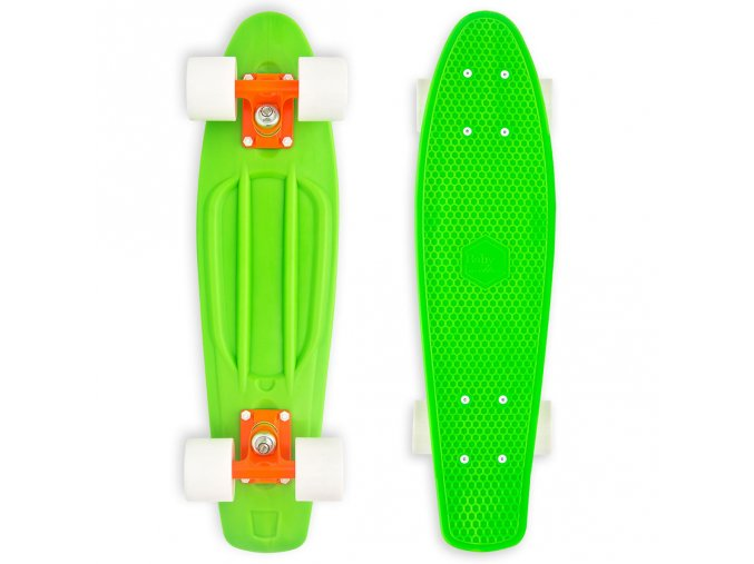 "Baby Miller Original fluor green 22,5"" longboard 17/18  + doprava zdarma"