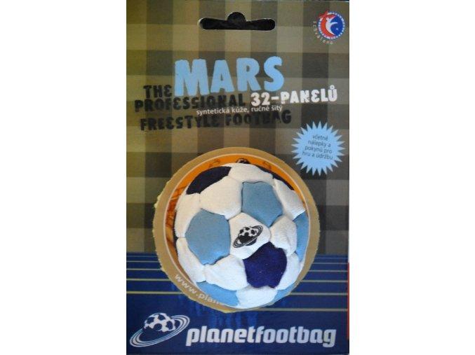 Footbag Mars blue hakisak