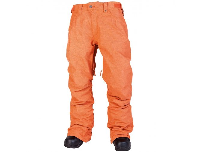Nitro kalhoty na snowboard Slacker Orange  + doručení do 24 hod.