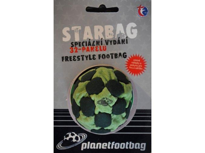Footbag Starbag Green hakisak