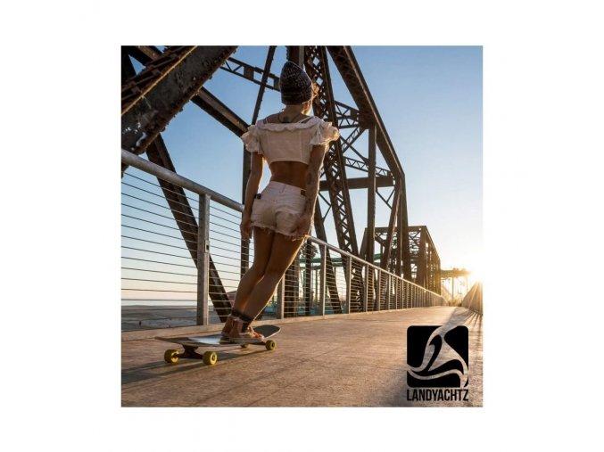 "Landyachtz Stratus Bamboo 45,5"" longboard 18/19"