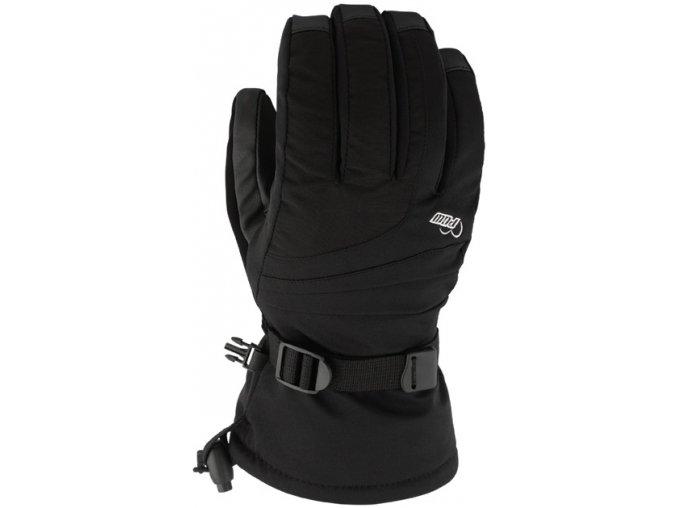 Pow zimní rukavice dámské Falon black  + doručení do 24 hod.