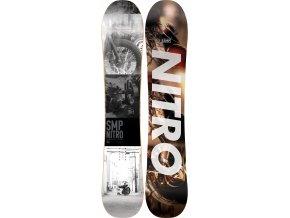 Nitro SMP snowboard 19/20  + sleva při registraci