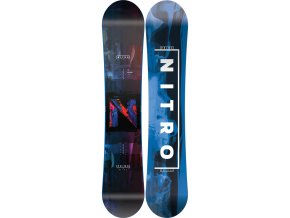 nitro snowboard Prime Overlay 163W TB