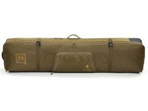 Tracker Wheelie 165 Boardbag Leaf Front