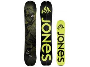 Jones splitboard Explorer Black 17/18