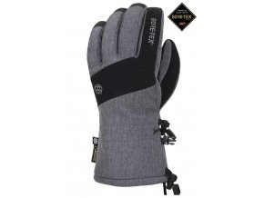 686 zimni rukavice linear gore tex glove grey melange 19 20
