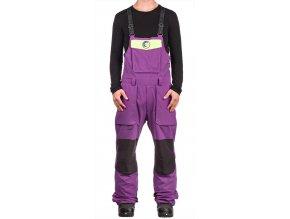 O'Neill kalhoty na snowboard Shred Bib Pants Purple Haze 1920