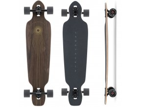 longboard cruiser landyachtz battle axe space rock exilshop olomouc