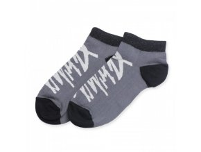 ponozky pitcha liliput light socks grey