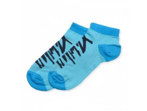 ponozky pitcha liliput light socks turquoise