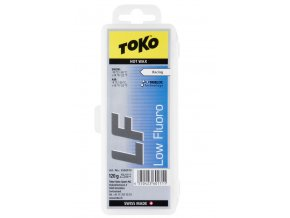 Vosk Toko LF Hot Wax Blue 120g