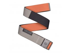 opasek arcade ranger slim deep copper colour block