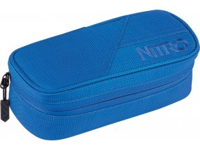 Nitro penál Pencil Case blur brilliant blue