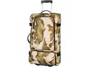 Nitro cestovní taška TEAM GEAR BAG camo kufr 96L