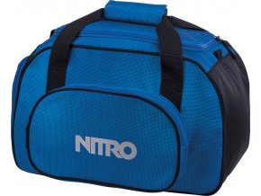Nitro taška Team Duffle BAG XS blur brilliant blue 35L