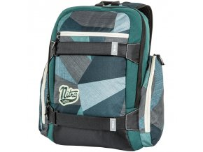 Nitro batoh Local Fragments Green 29l