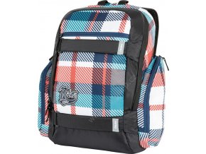 Nitro batoh Local Meltwater Plaid 29l  + doručení do 24 hod.