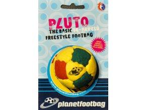 Footbag Pluto rasta hakisak